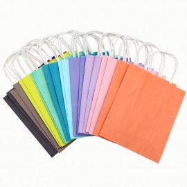 20 Papiertüten in wunderschönen Farben