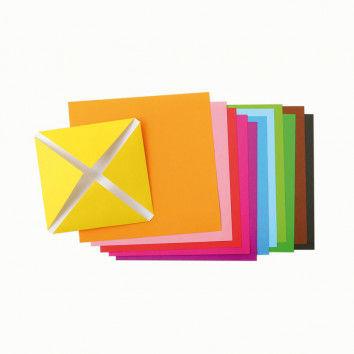 Origami-Faltpapier, 96 Blatt, 19 x 19 cm
