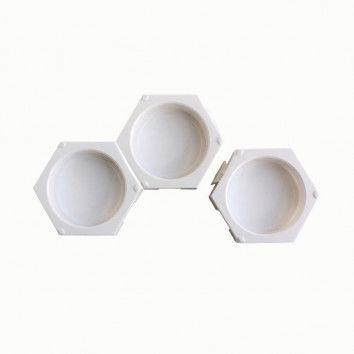 Einzel-Paletten für Tempera-Pucks, 55 mm