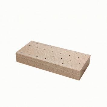 Prickelnadel-Holzständer
