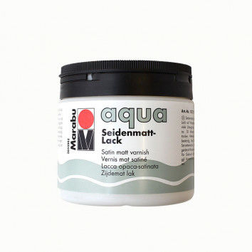 Aqua-Klarlack