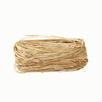 Naturbast, 50 g Strang