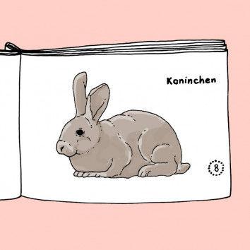Mini-Bücher - Tiere PDF