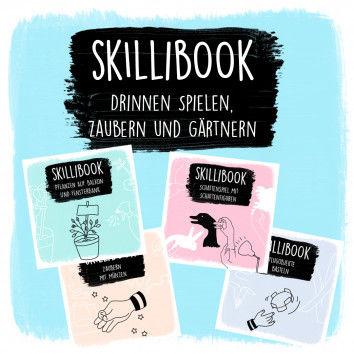 Skillibook - Beschäftigungsideen für Zuhase.