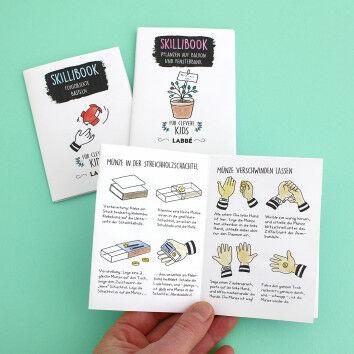 Skillibook - Faltbücher mit tollen Beschäftigungsideen