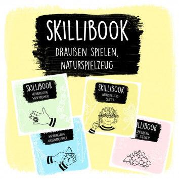 Skillibook - Beschäftigungsideen für Draussen