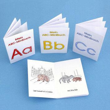 ABC-Minibücher - Tiergeschichten