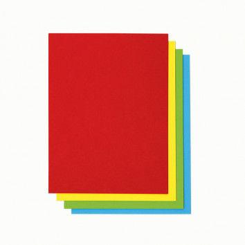Drucker-Karton in 4 intensiven Farben