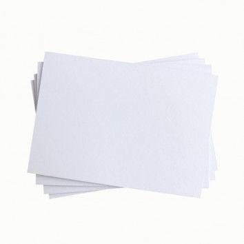 Fotokarton DIN A4, weiß
