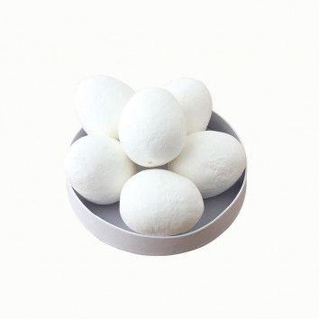 Watte-Eier