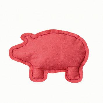 Tier-Schablonen zum ersten Nähen für Kinder mit Filz oder Stoff.
