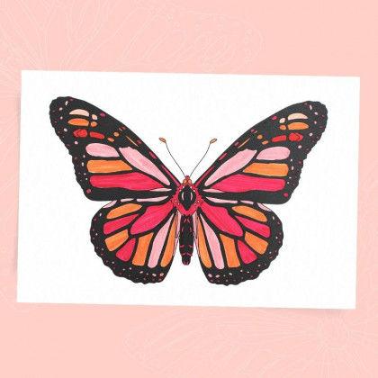 Schmetterlinge Ausmalbilder Pdf Labbé