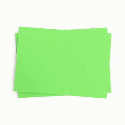 1 Bogen Tonpapier 130 g//qm 50x70 cm Hellgrün