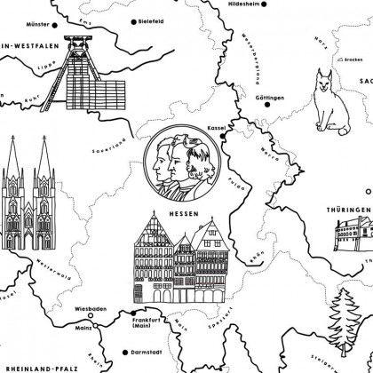 Deutschlandkarte Pdf Labbe