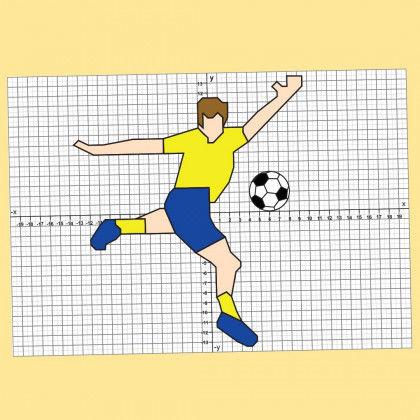 Koordinatengrafik Fussball Pdf