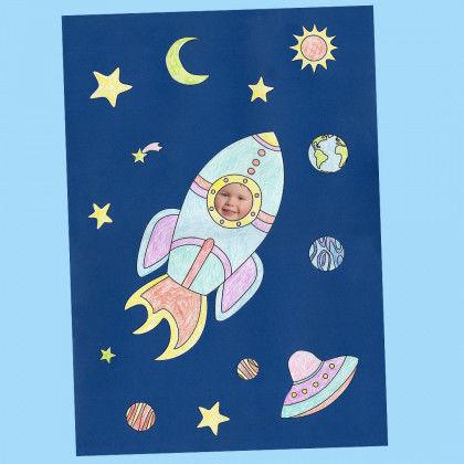 Astronauten Im Weltall Pdf Labbe 11