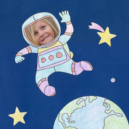 Astronauten Im Weltall Pdf Labbe 10 0