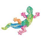 Blätterdruck Gecko