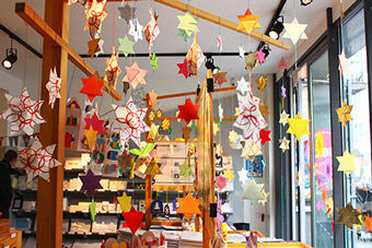 Die é Adventswerkstatt in Koeln ist eröffnet