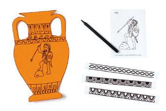 Griechische Götter & Vasen PDF