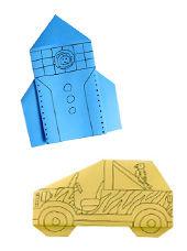 Origami-Fahrzeuge PDF