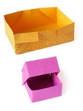 Origami-Schachteln PDF