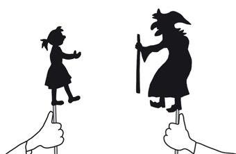 Schattentheater - Hänsel & Gretel PDF