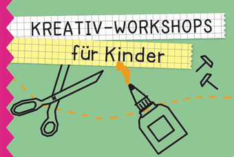 Kreativ-Workshops für Kinder in Köln